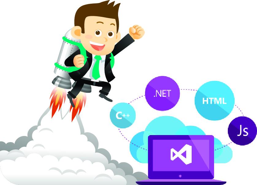 Visual Studio là trình soạn thảo ngôn ngữ lập trình