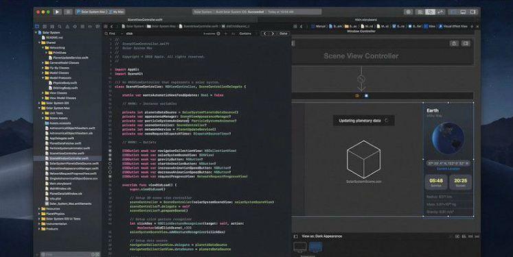 Xcode là một sản phẩm IDE đến từ nhà táo Apple