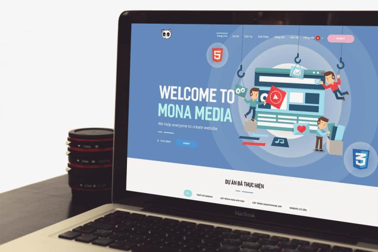 Thiết kế phần mềm quản lý khách sạn Mona Media