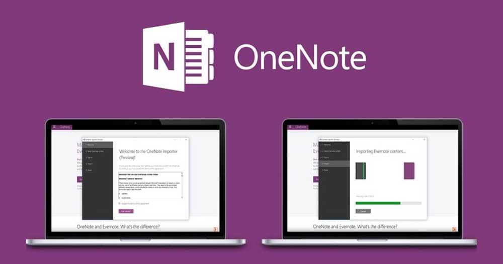 Phần mềm Microsoft OneNote hỗ trợ ghi chú và quản lý công việc tốt