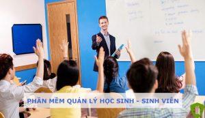 phần mềm quản lý học sinh sinh viên