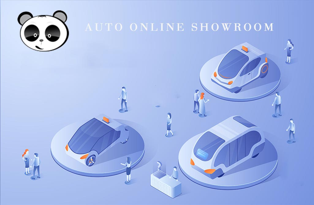 website showroom