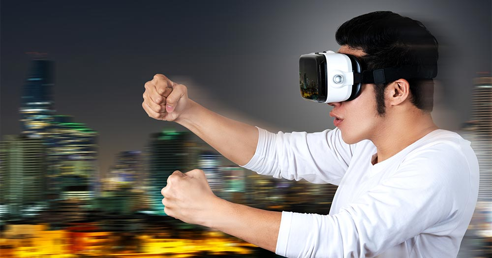 Thực tế ảo (VR - Virtual Reality)