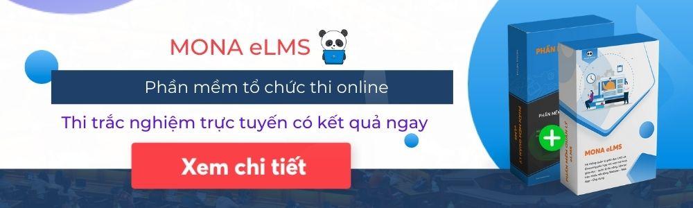 Phần mềm thi trực tuyến