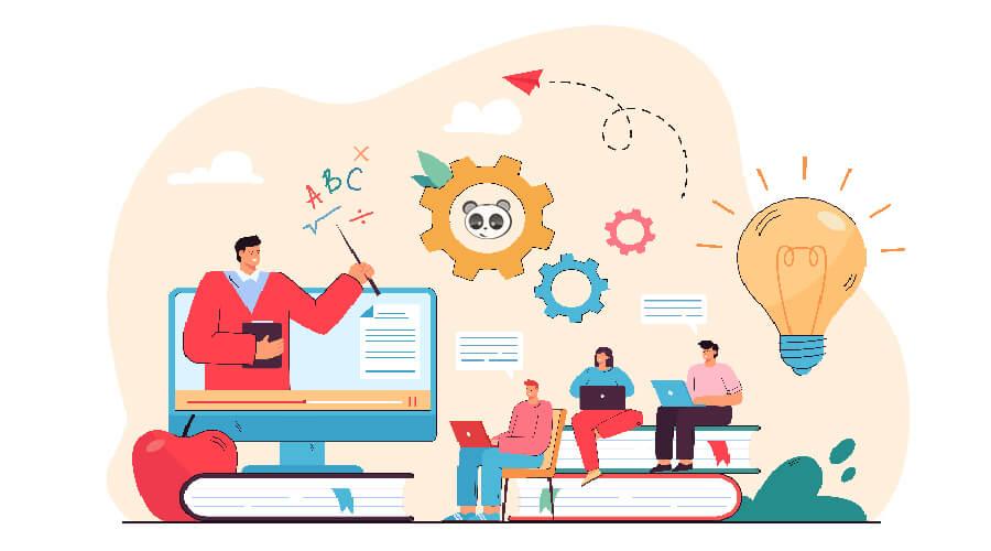 Khái niệm lớp học trực tuyến