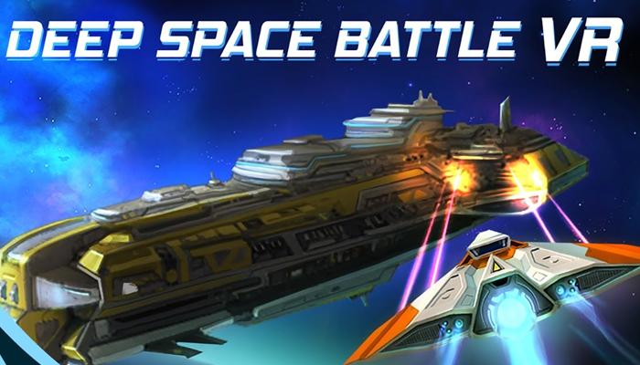 Game cho kính thực tế ảo - Deep Space Battle