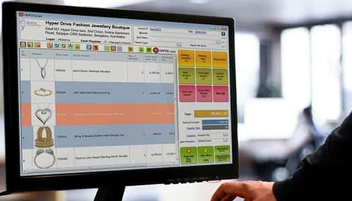 Phần mềm quản lý tiệm vàng bao gồm những gì?