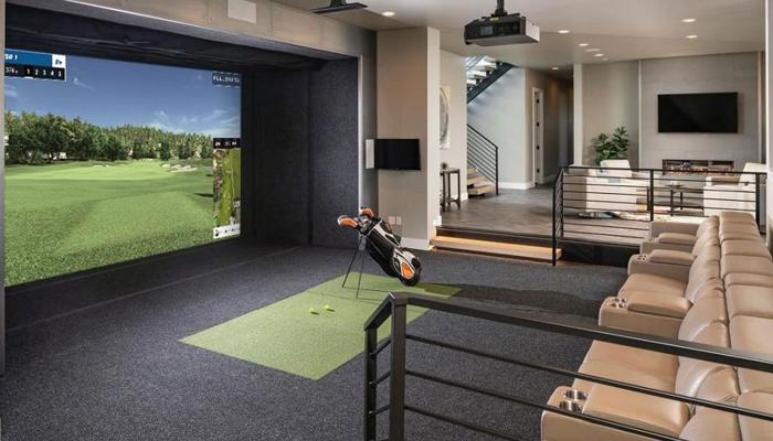 Golf màn hình là gì?