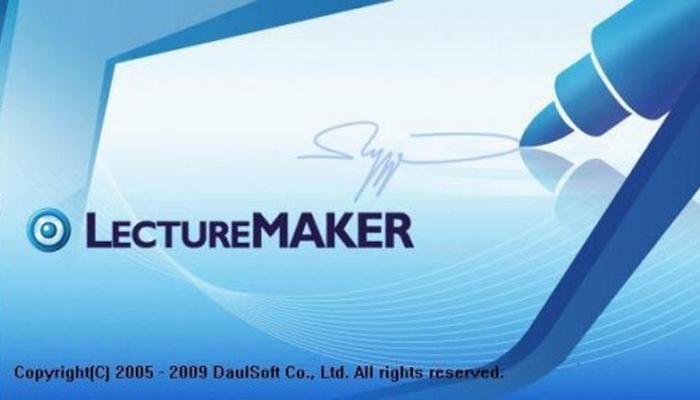Phần mềm soạn giáo án điện tử E-learning LectureMaker
