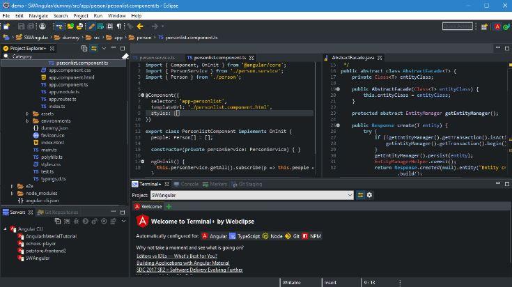 Eclipse sở hữu nhiều giải pháp toàn diện cho lập trình viên