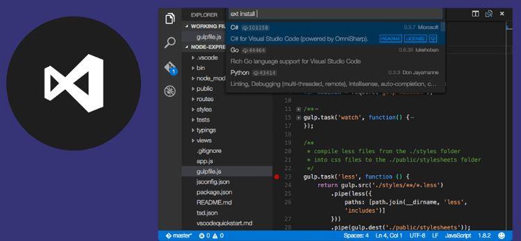 Phần mềm IDE Microsoft Visual Studio 2019