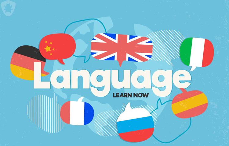 Xây dựng website học trực tuyến đa ngôn ngữ.