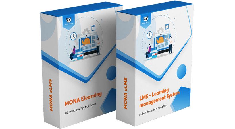 Hệ thống website học trực tuyến của Mona