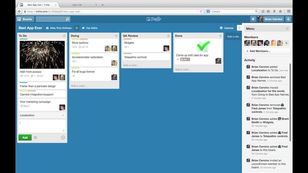 Ứng dụng phần mềm quản lý công việc hỗ trợ hiệu quả cho từng doanh nghiệp