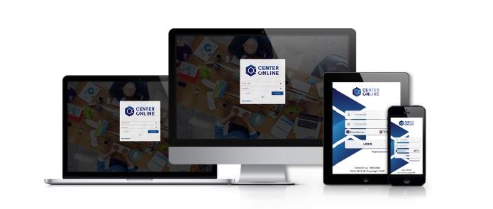 Center Online Software