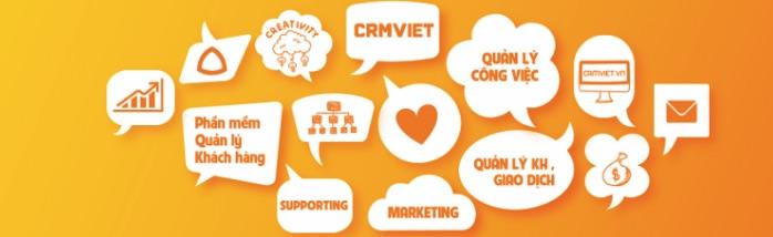 Phần mềm trung tâm ngoại ngữ CRMviet