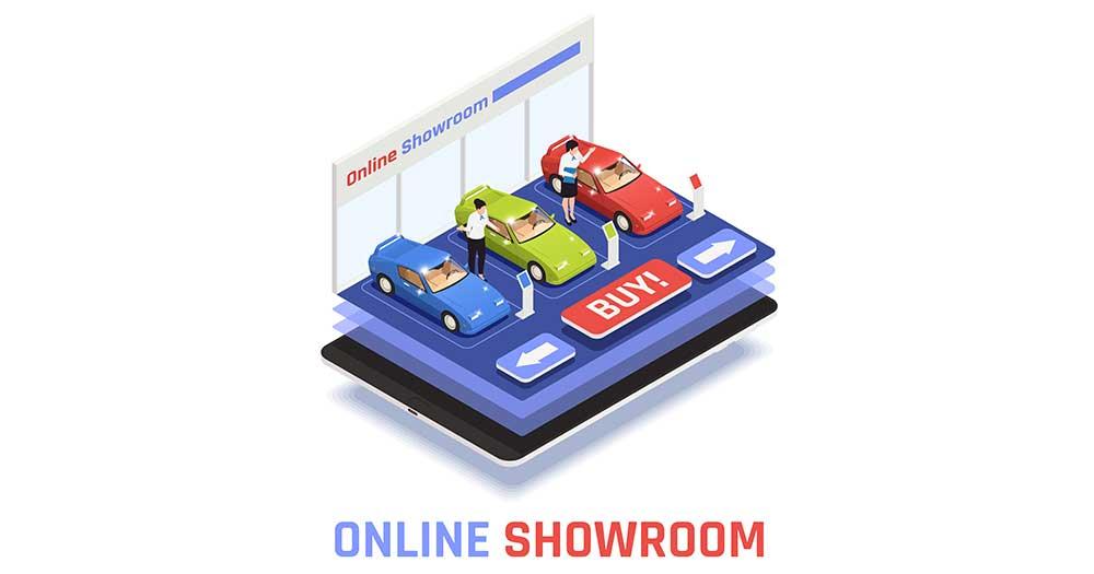 Lợi ích của Website Showroom