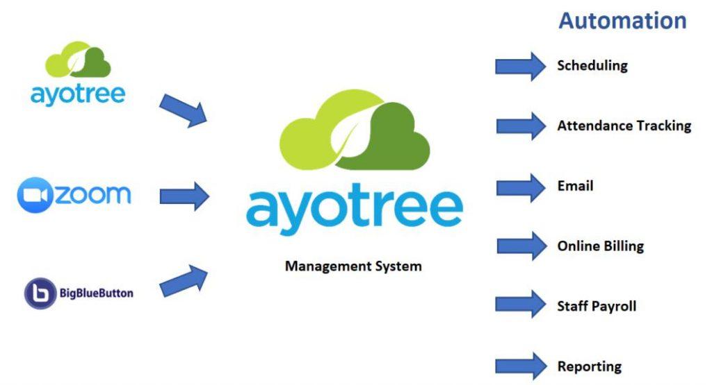 phần mềm quản lý đào tạo AyoTree