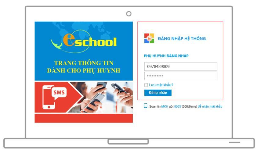 phần mềm quản lý lớp học Eschool