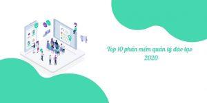 top 10 phần mềm quản lý đào tạo