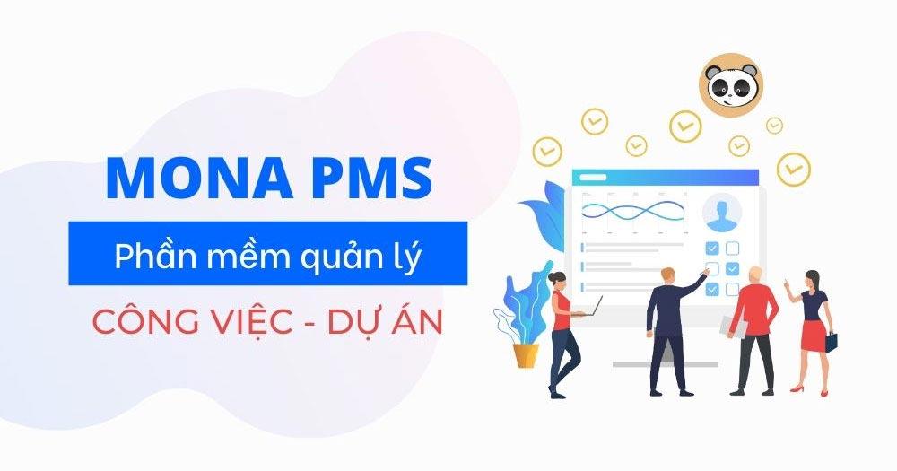 Phần mềm Mona PMS