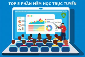 Top 5 phần mềm học trực tuyến