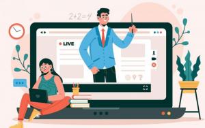 dạy học trực tuyến