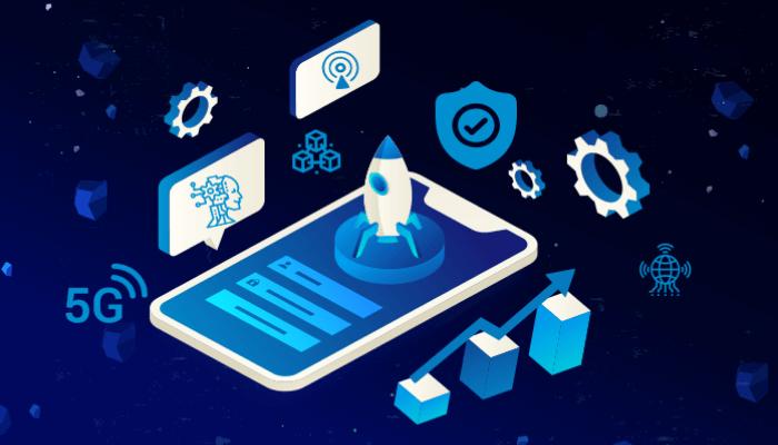 xu hướng phát triển ứng dụng di động 2021