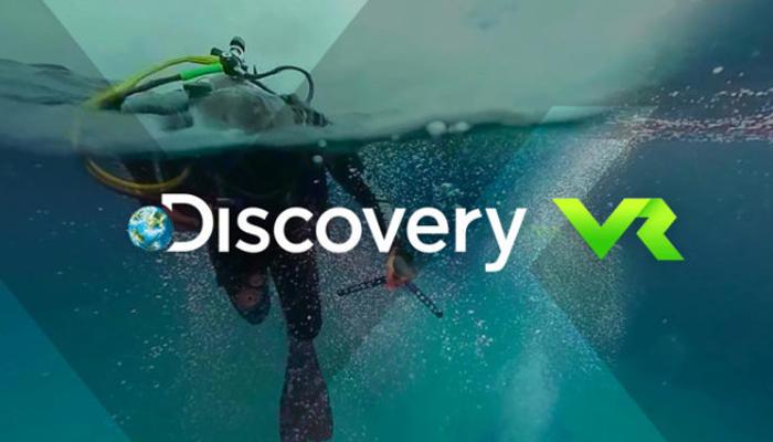 Phần mềm xem kinh thực tế ảo miễn phí - Discovery VR