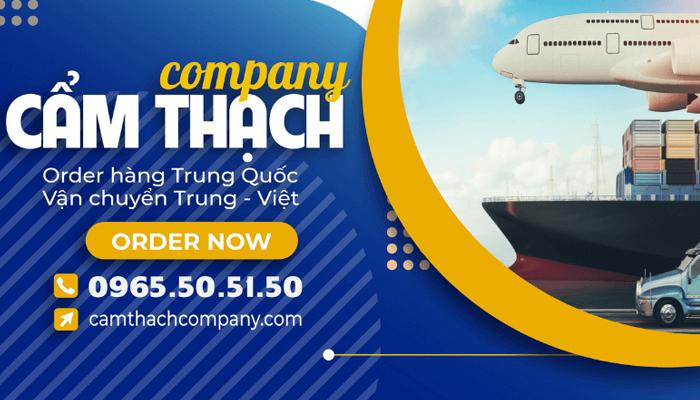 Trang đặt mua hàng hộ Trung Quốc giá rẻ - Camthachcompany.com