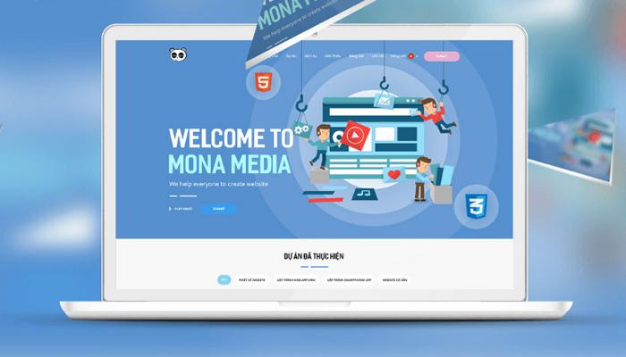 Hệ thống quản lý cửa hàng bán lẻ - Mona Media
